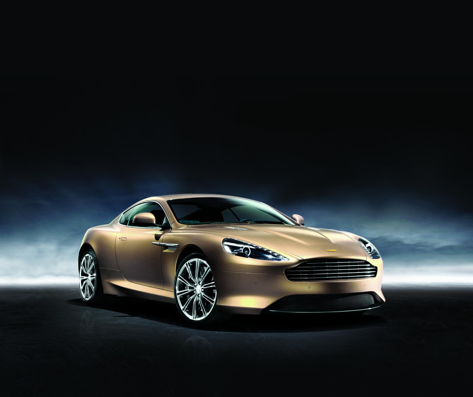 2012 Aston Martin Virage Dragon 88 News And Information