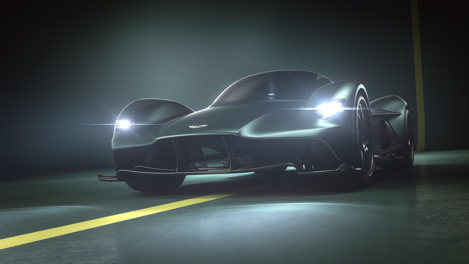 2017 Aston Martin Valkyrie News and Information