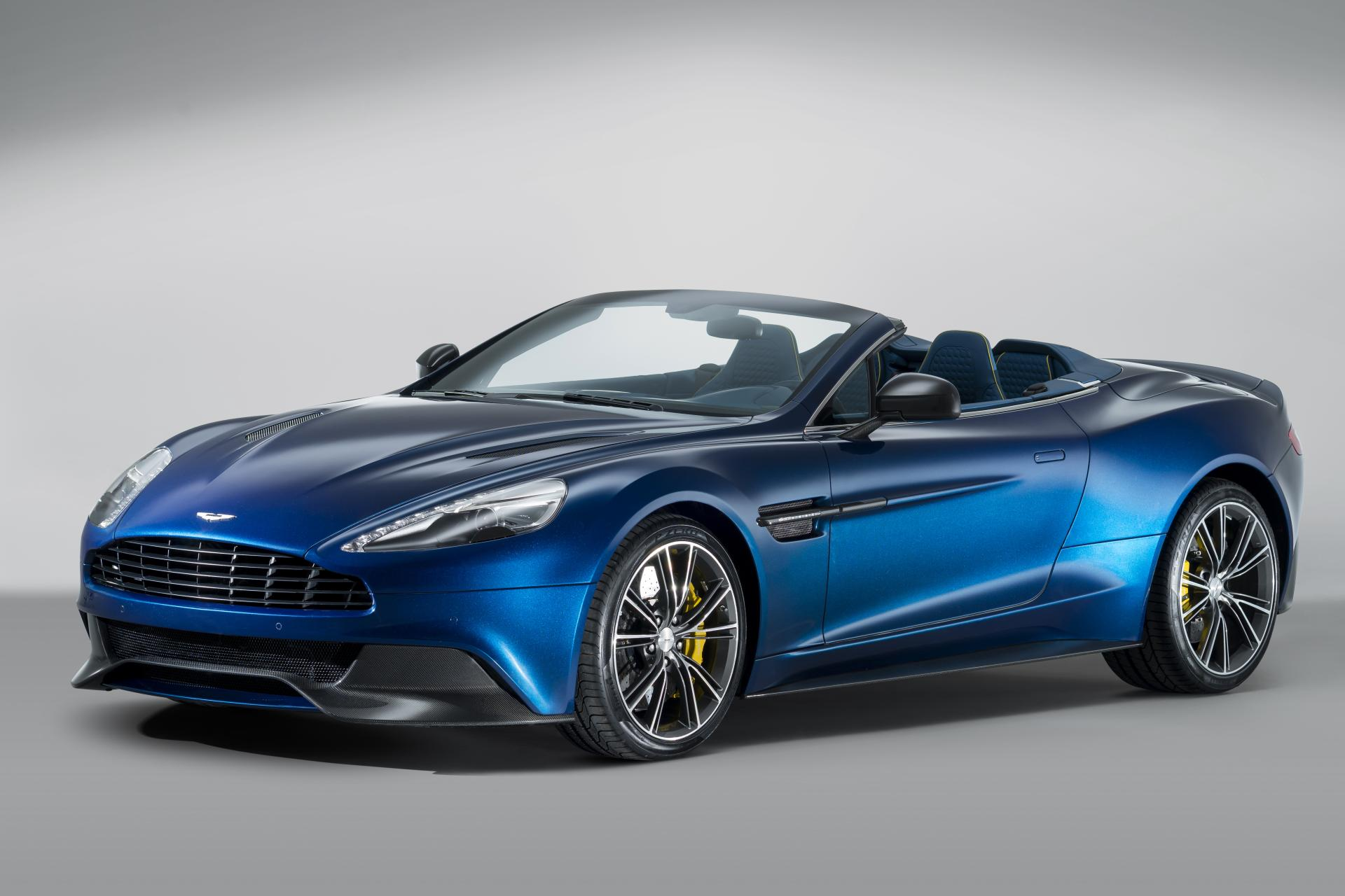 2013 aston martin vanquish volante news and information