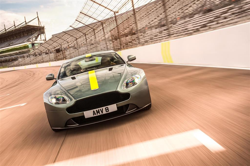 Auction Results And Sales Data For Aston Martin Vantage AMR - 2018 aston martin v8 vantage for sale