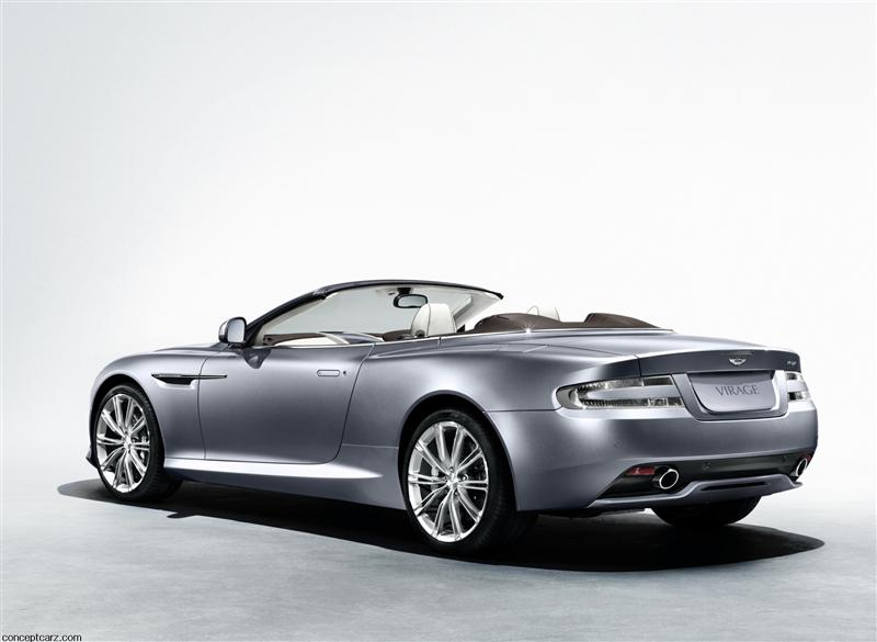 2011 aston martin virage image. Black Bedroom Furniture Sets. Home Design Ideas
