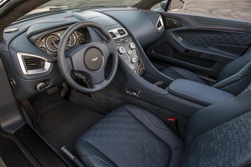 Aston Martin Vanquish Zagato Volante Image Photo Of - Aston martin vanquish zagato