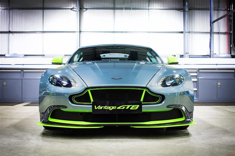 2016 Aston Martin Vantage Gt8 News And Information Com