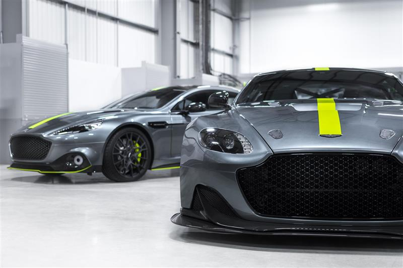 2017 Aston Martin Vantage Amr Pro Image Photo 12 Of 28