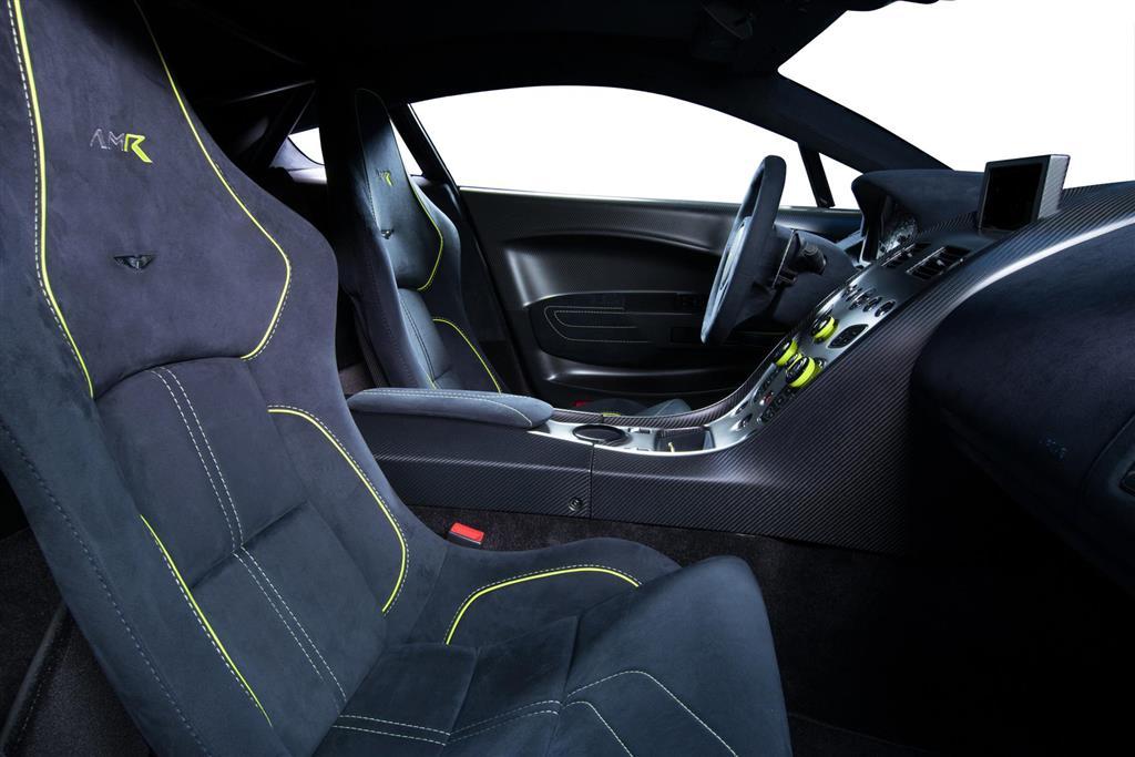 2017 Aston Martin Vantage Amr Pro Image Photo 5 Of 28