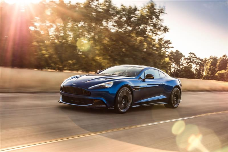 Aston Martin Vanquish S pictures and wallpaper
