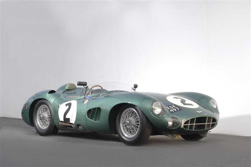 Aston Martin DBR1 pictures and wallpaper