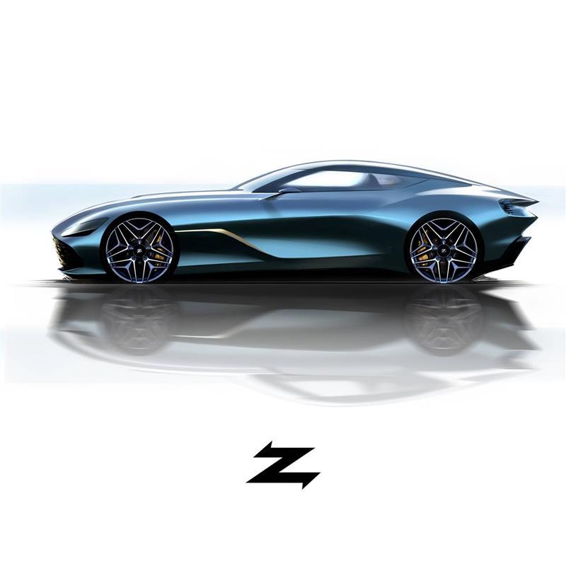 2019 Aston Martin Dbs Gt Zagato News And Information Com