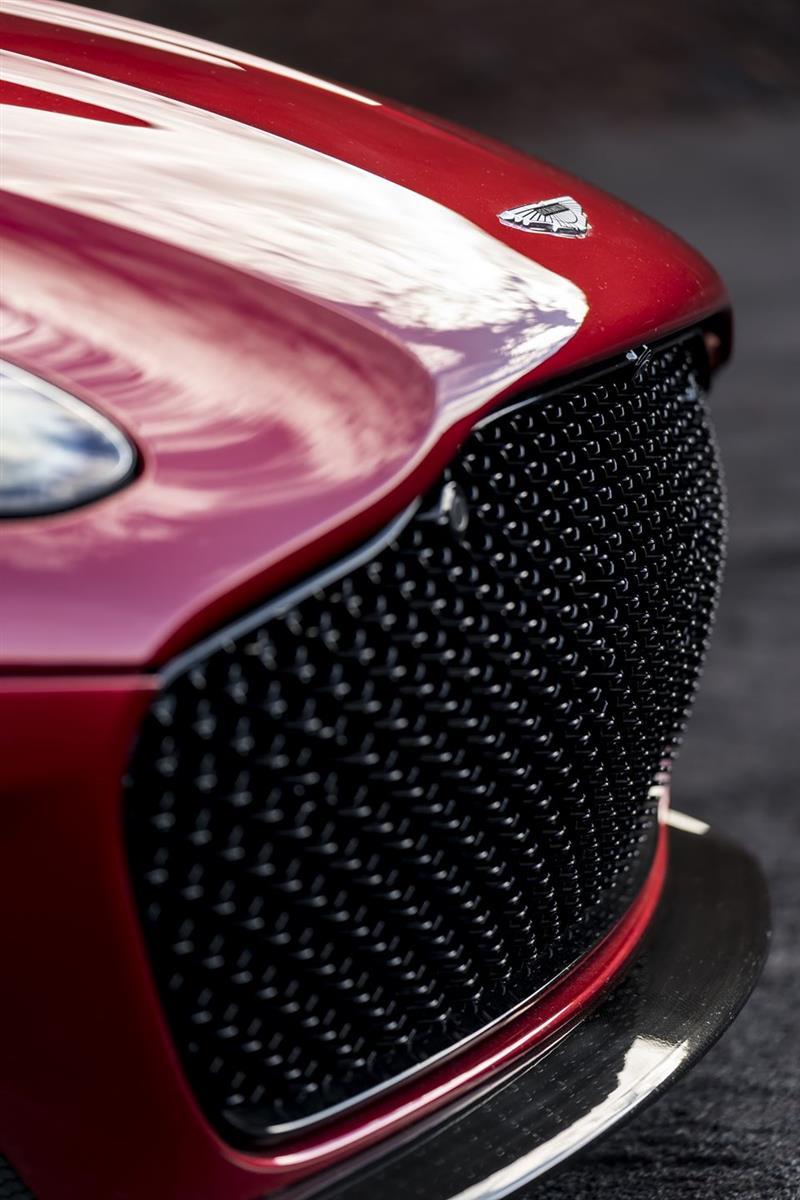 2018 Aston Martin Dbs Superleggera News And Information