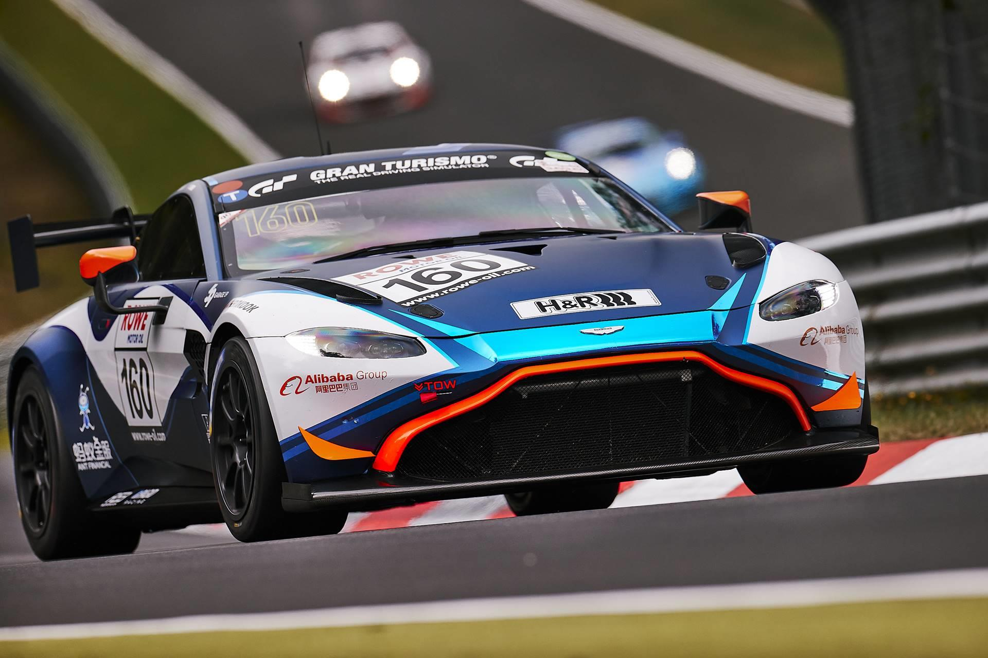 2021 Aston Martin Vantage Gt8r News And Information Research And Pricing