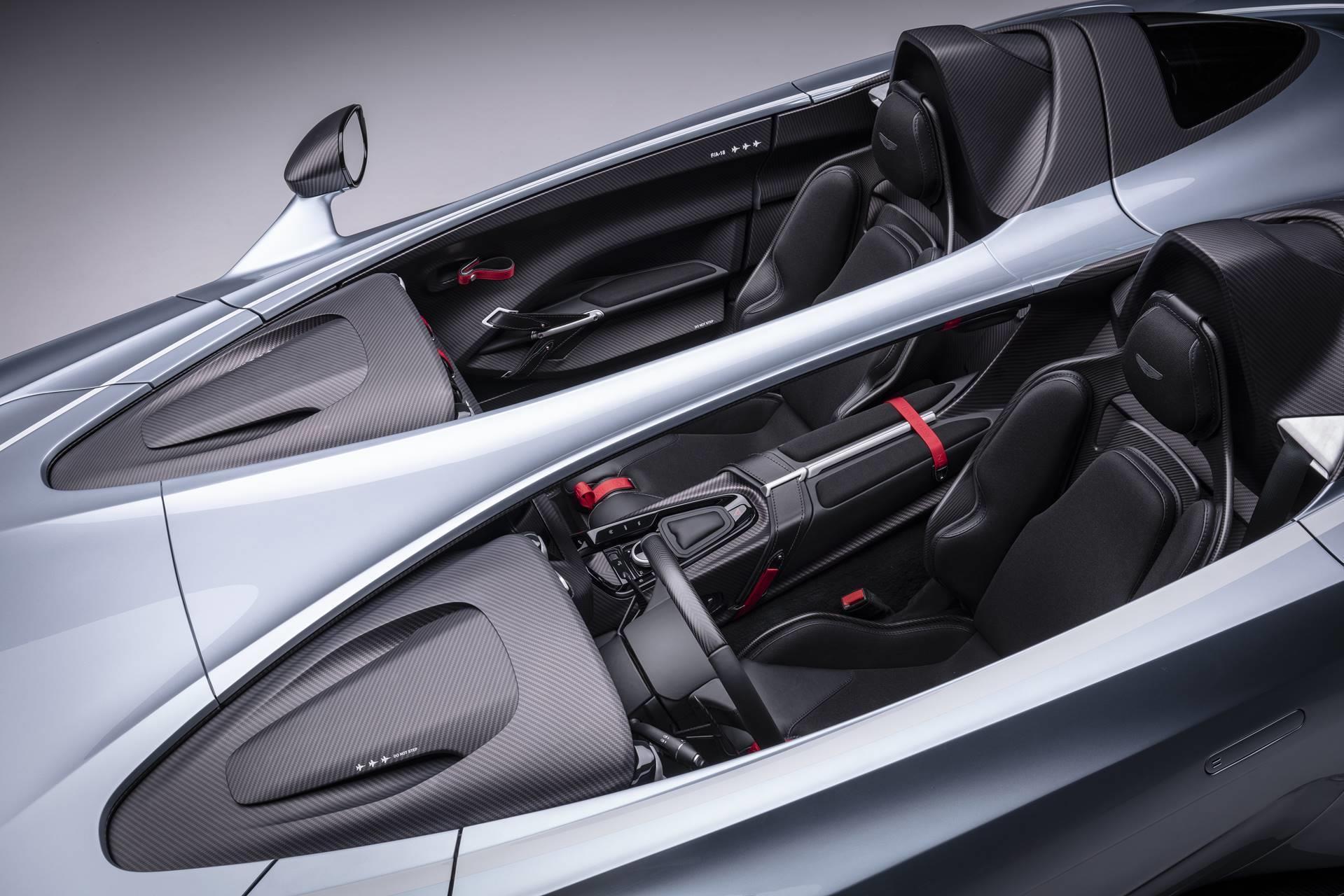 2020 Aston Martin V12 Speedster News And Information Com