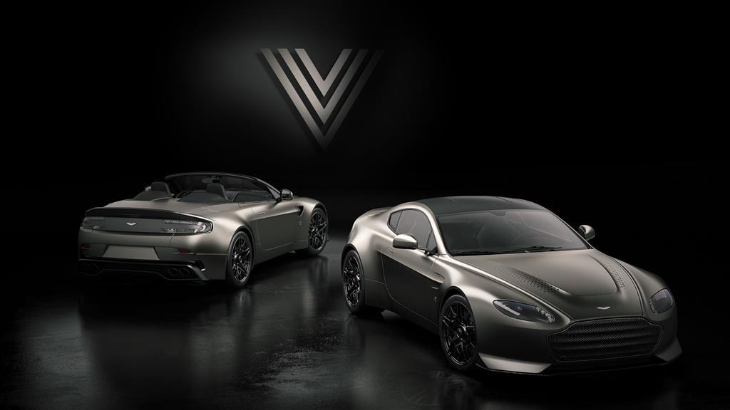 2018 Aston Martin V12 Vantage V600 News And Information