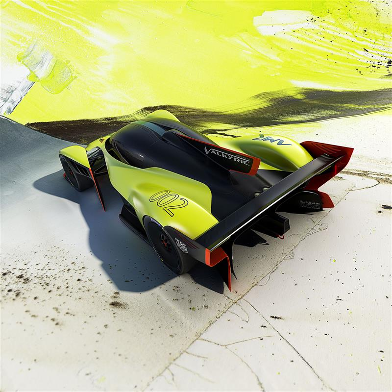 2018 Aston Martin Valkyrie Amr Pro News And Information