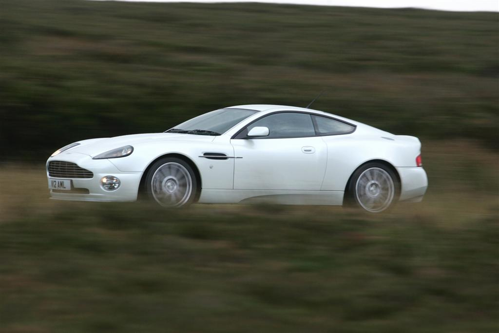 Auction Results And Sales Data For Aston Martin V Vanquish S - Aston martin vanquish 2006 for sale