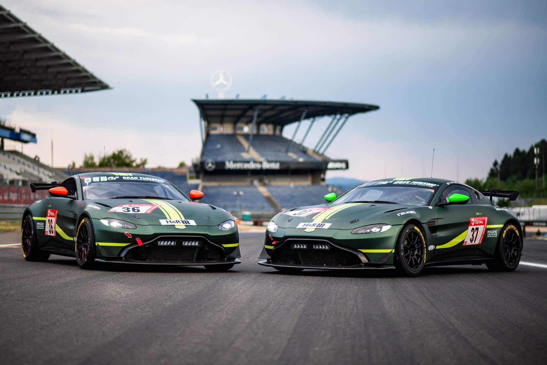 2019 Aston Martin Vantage Gt4 News And Information Research And Pricing