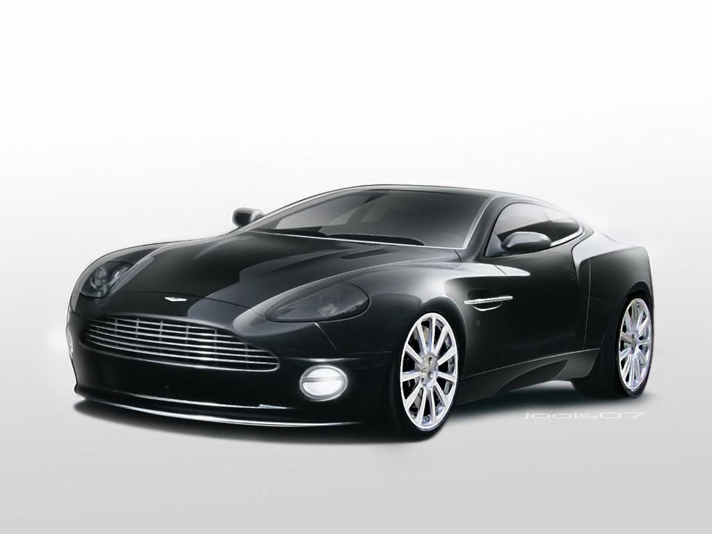 2007 Aston Martin Vanquish S Ultimate Edition Com