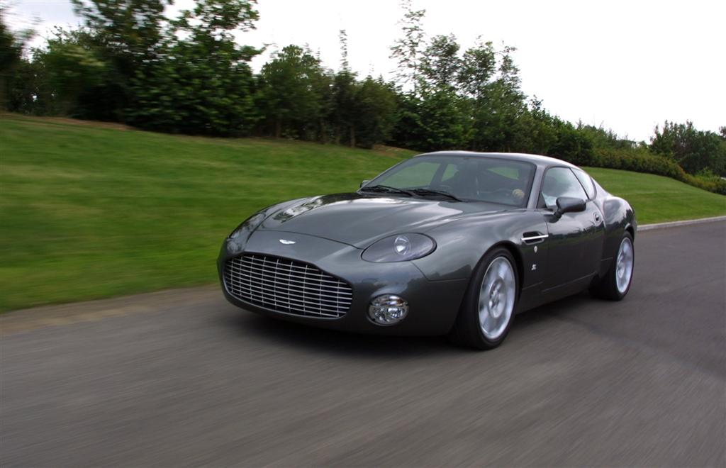 Auction Results And Sales Data For Aston Martin DB Vantage - Aston martin db 7 for sale