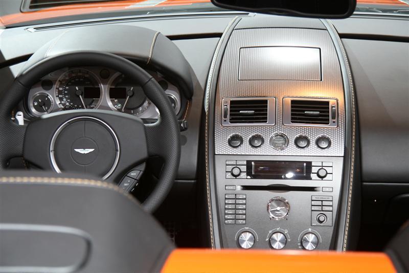 2008 Aston Martin V8 Vantage N400