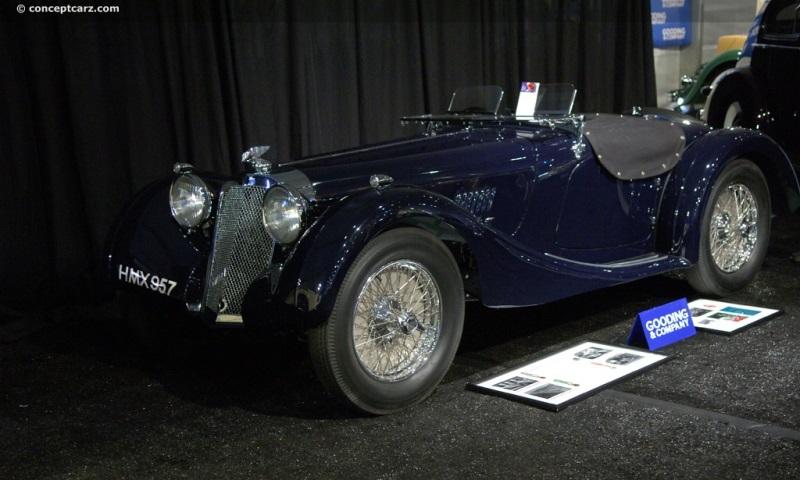 1938 Atalanta Short Chassis