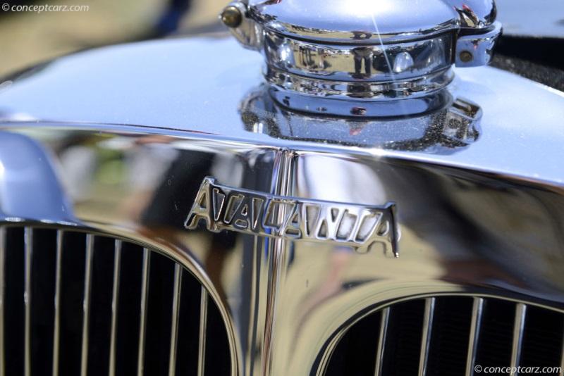 1939 Atalanta Short Chassis