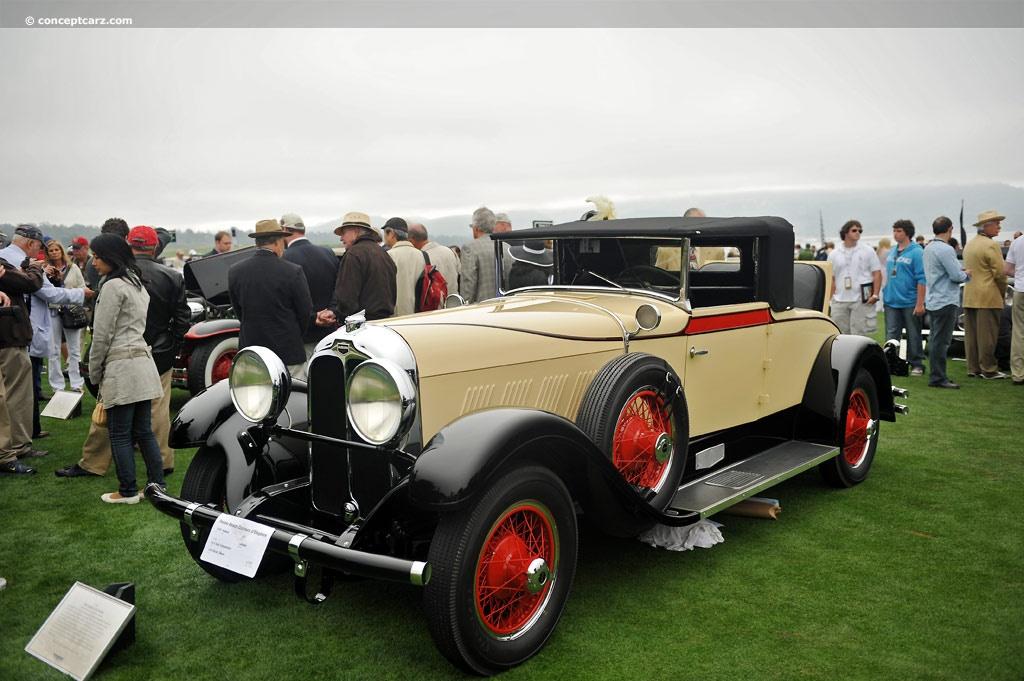 1930 Auburn Model 125