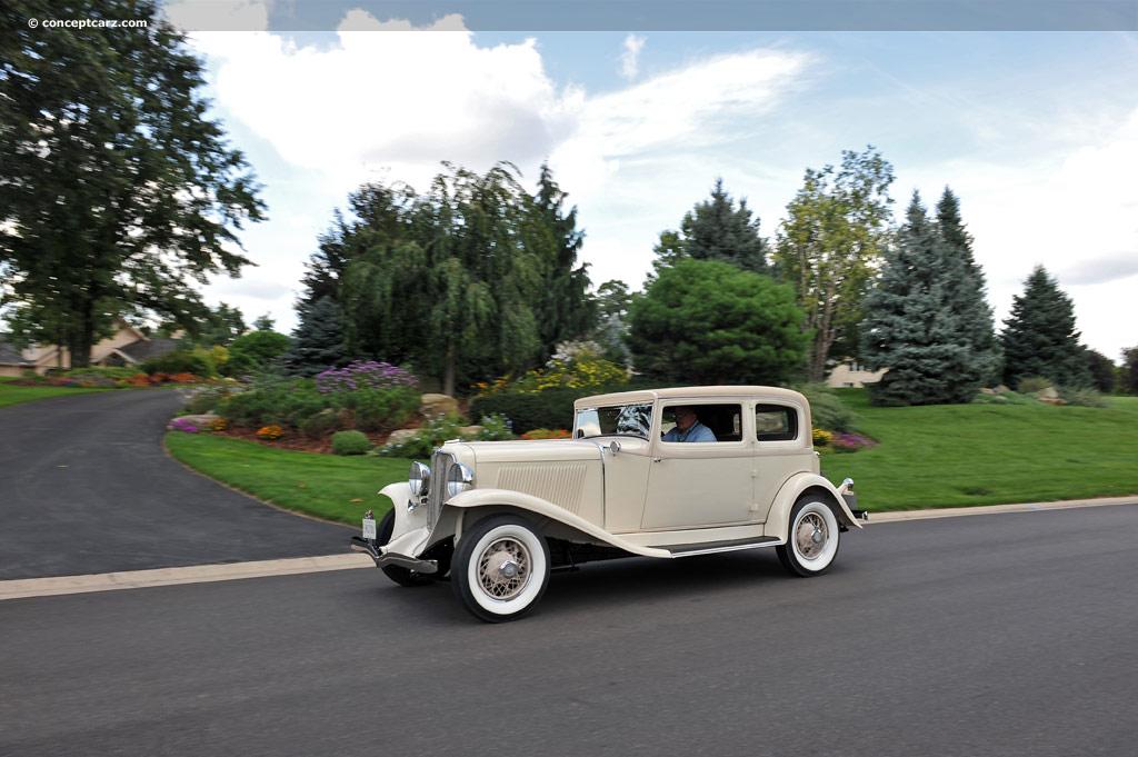 1931 Auburn Model 8 98 A Image