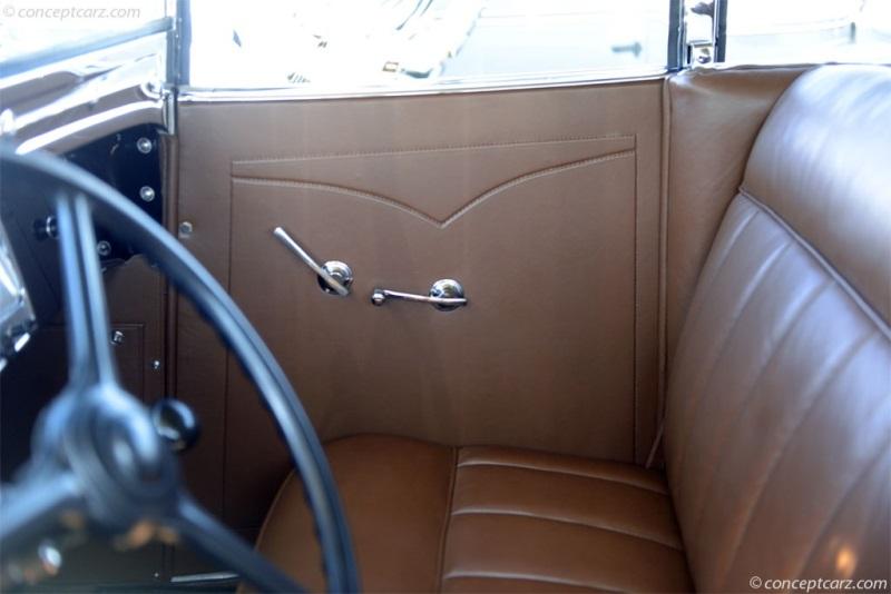 1931 Auburn Model 8-98 A