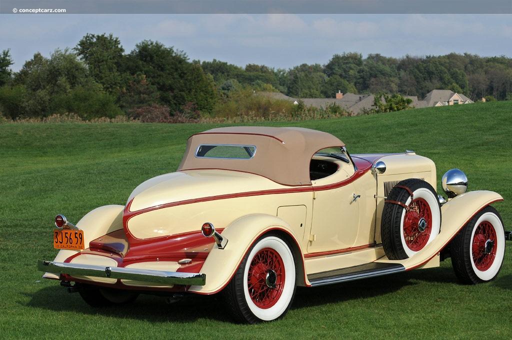 1932 Auburn 12 160 Image