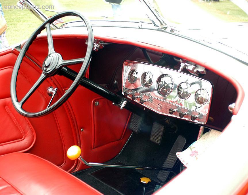1932 Auburn 8-100