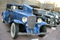 1932 Auburn 12-160A.  Chassis number 1572