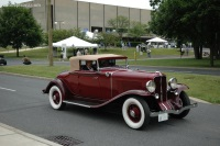 1931 Auburn 8-100A image.