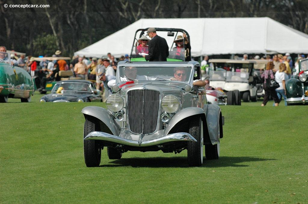 1933 Auburn 8 101 Image