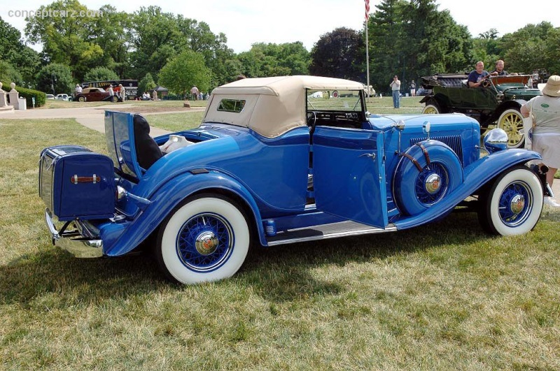 1933 Auburn 8 105 Pictures History Value Research News