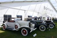 1933 Auburn 8-105.  Chassis number 1145 F