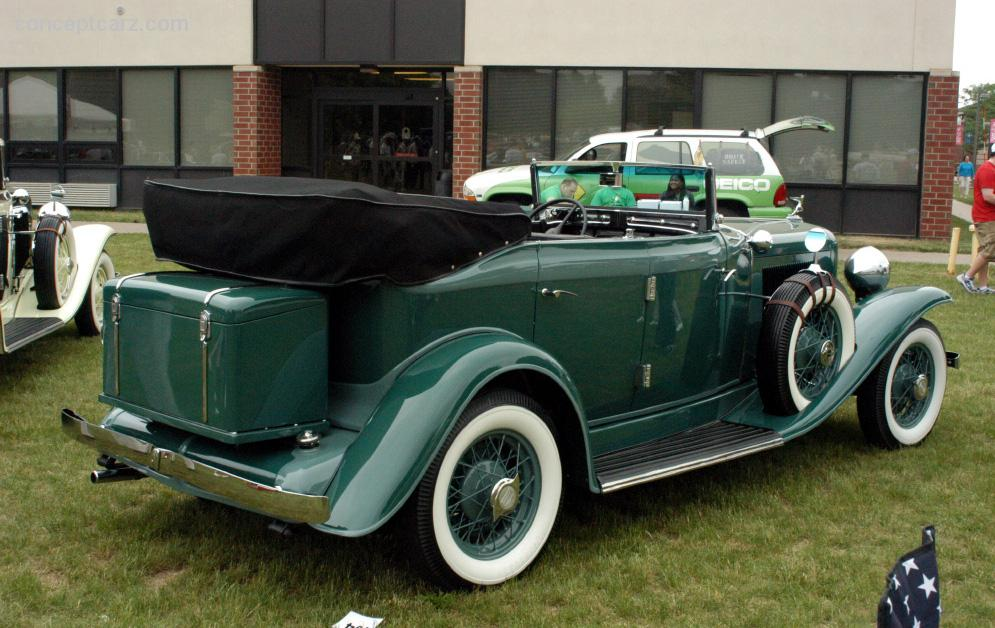Auction Results And Sales Data For 1933 Auburn 8 101