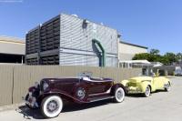 1934 Auburn 1250 Twelve.  Chassis number 1122E
