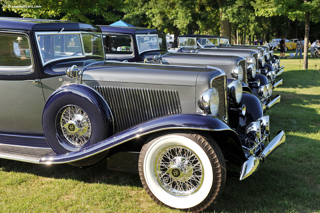 1934 auburn 1250 twelve at the concours d 39 elegance of for 1934 auburn 1250 salon cabriolet