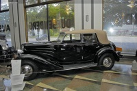 1934 Auburn Model 652Y Custom