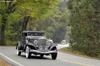 1934 Auburn 1250 Twelve image.