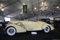 1935 Auburn Model 851.  Chassis number 32069E