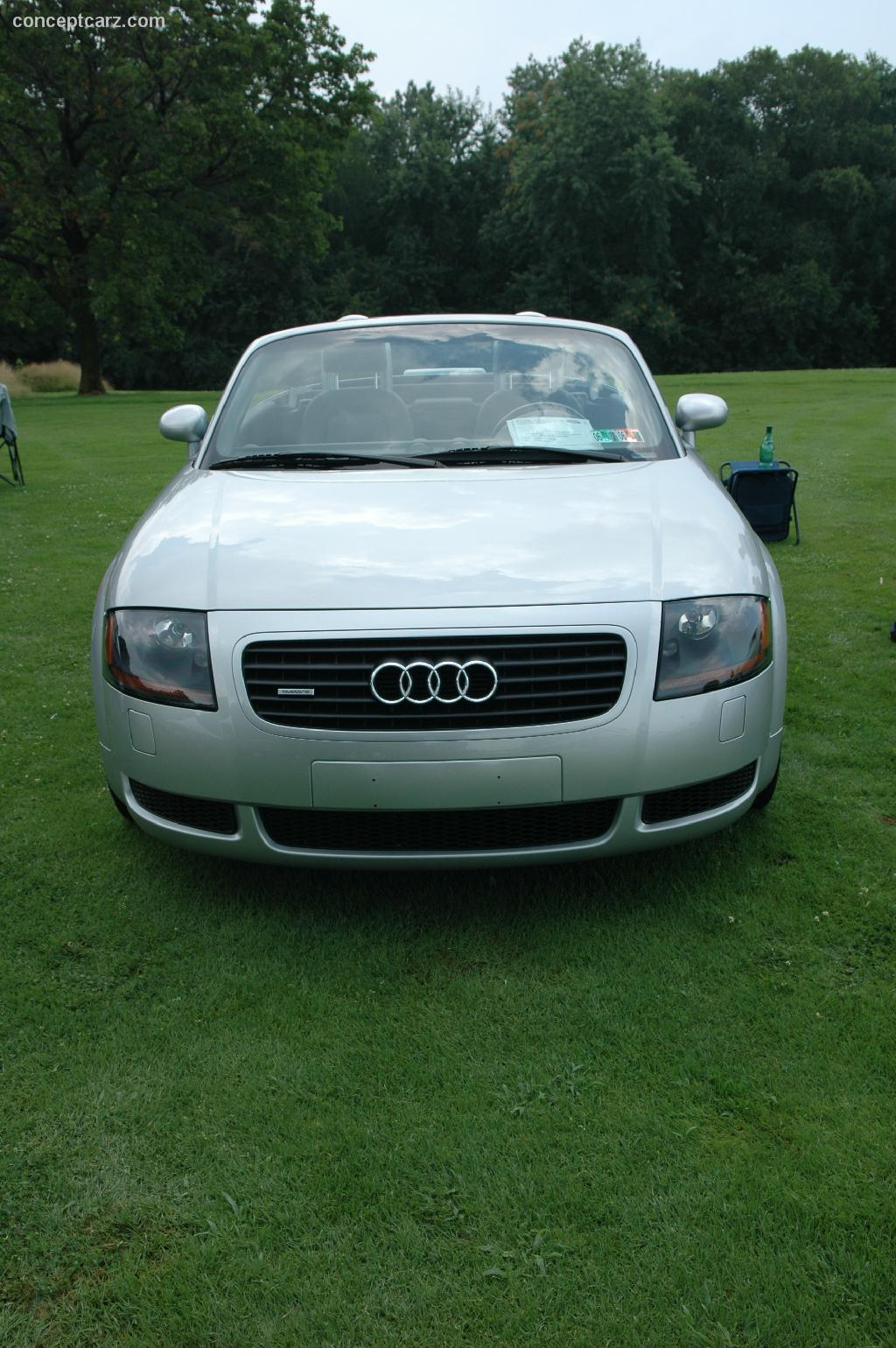 auction results and s data for 2001 audi tt