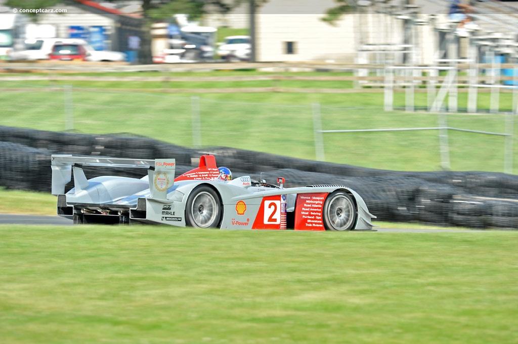 2004 Audi R8 Image. Photo 62 of 71