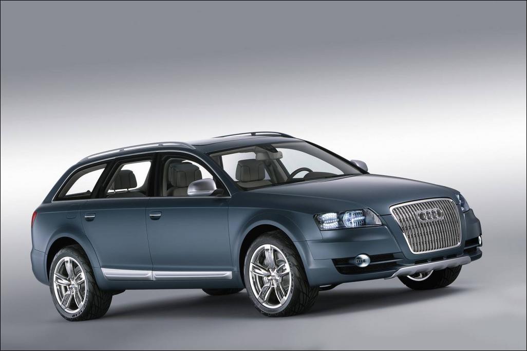 2005 Audi Allroad Quattro Image Photo 18 Of 22