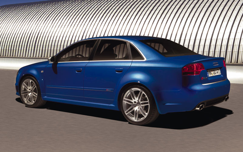 2006 Audi Rs4 Image Photo 3 Of 8