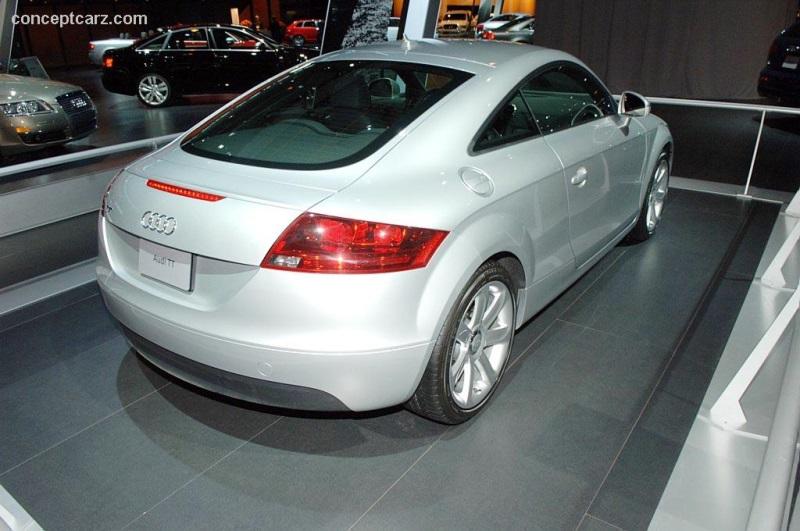 2008 Audi TT News and Information | conceptcarz com
