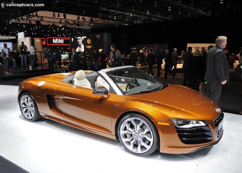 2010 Audi R8 Spyder