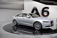 2012 Audi A6 Hybrid Concept image.