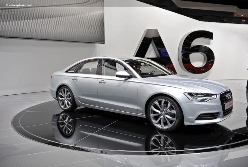 2012 Audi A6 Hybrid Concept