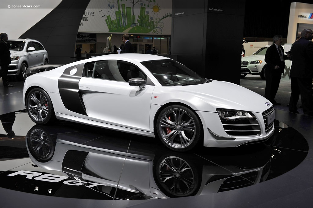2011 audi r8 gt image. Black Bedroom Furniture Sets. Home Design Ideas