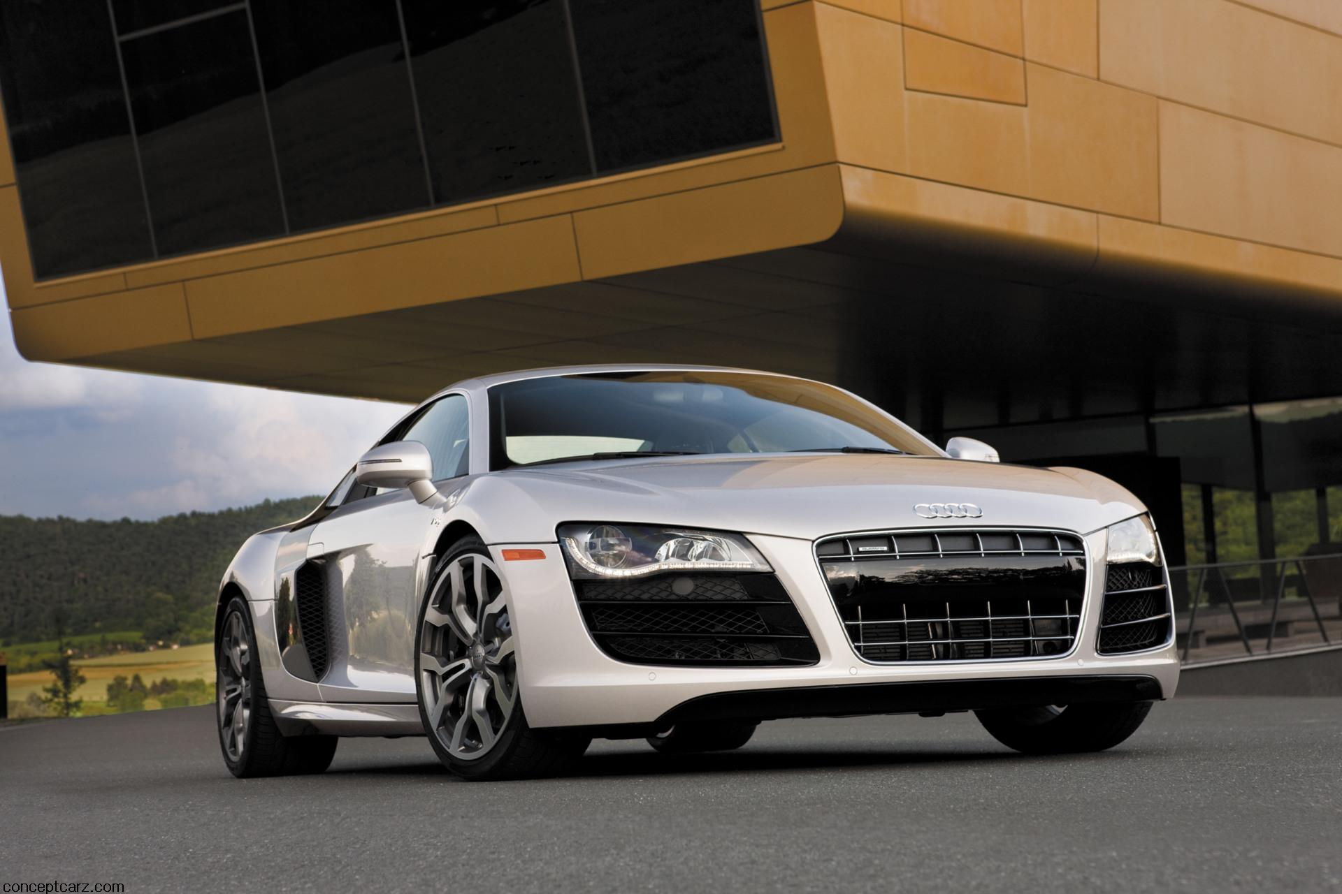 2011 Audi R8 News and Information